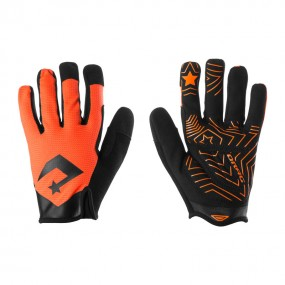 Drag Tech Full Finger Cycling Gloves