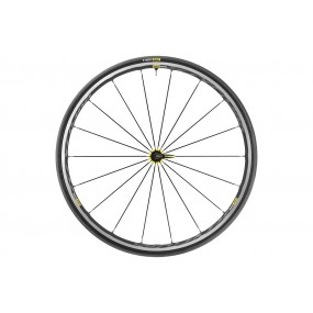 Front wheel 28 Mavic Ksyrium Elite M-25 black