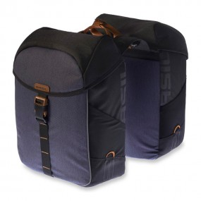 Basil Miles Double Bag Bike Panniers