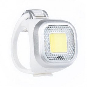 Head light Knog Mini Chippy silver