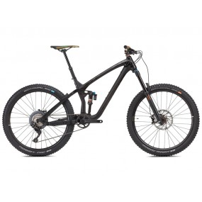 NS Snabb 160 C2 Carbon Suspension Bike 2018