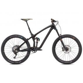 NS Snabb 160 C2 Carbon Suspension Bike 2018