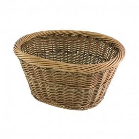 RMS Oval Wicker Basket