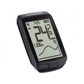 Bicycle computer Sigma Sport PURE GPS wireless black