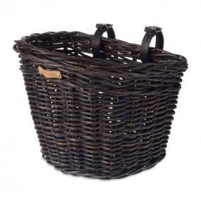Basil Darcy L Rattan Bike Basket