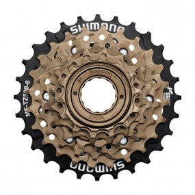 Cassette sprocket SH MF-TZ500 6speed