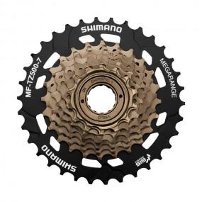 Shimano Tourney MF-TZ500-7 Multiple Freewheel