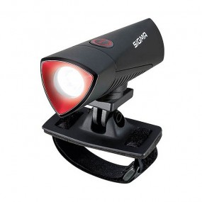 Head light Sigma Buster 700 LED black