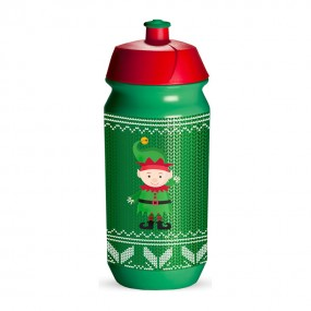 Tacx Shiva Elf Christmas Edition Water Bottle