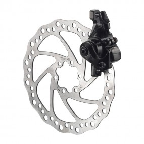 Tektro MD-M300 Mechanical Disc Brake + Disc Rotor