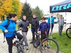 Новите модели електрически велосипеди DRAG надминаха очакванията на тест райд в София