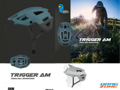 IXS Trigger: All-Mountain and Trail helmet