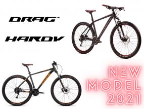 Нов модел - DRAG Hardy 9.0