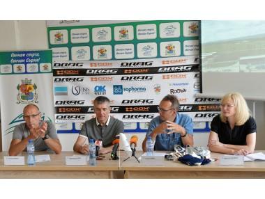 Колоездачната легенда Олаф Лудвиг бе наш почетен гост на прес-конференцията която се състоя в Sofia 2018 – Европейска столица на спорта