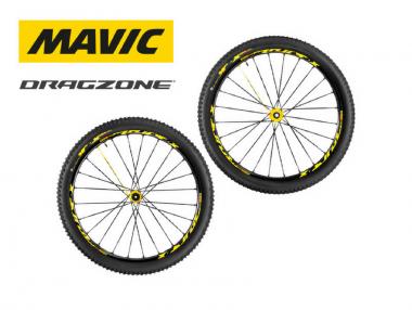 Продуктите на Mavic в Drag Zone