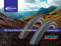 Schwalbe Racing brothers Ray & Ralph tires rethink XC mountain biking