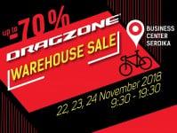 Big Drag Zone Warehouse SALE on November 22nd, 23rd, 24th