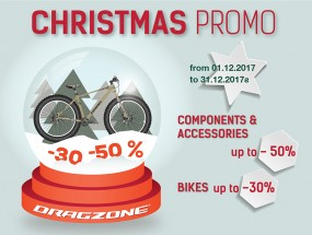 Celebrate Christmas with DragZone