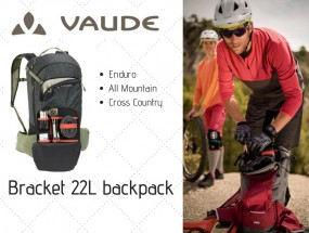 Backpack Vaude Bracket 22l