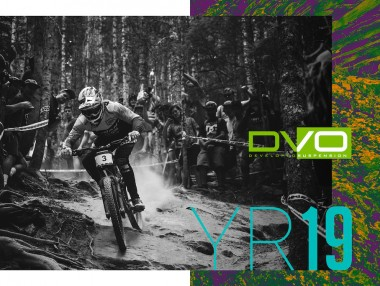 DVO Suspension Announces 2019 Line