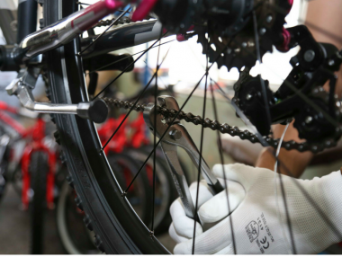 How To Care For Your Bike in the Winter