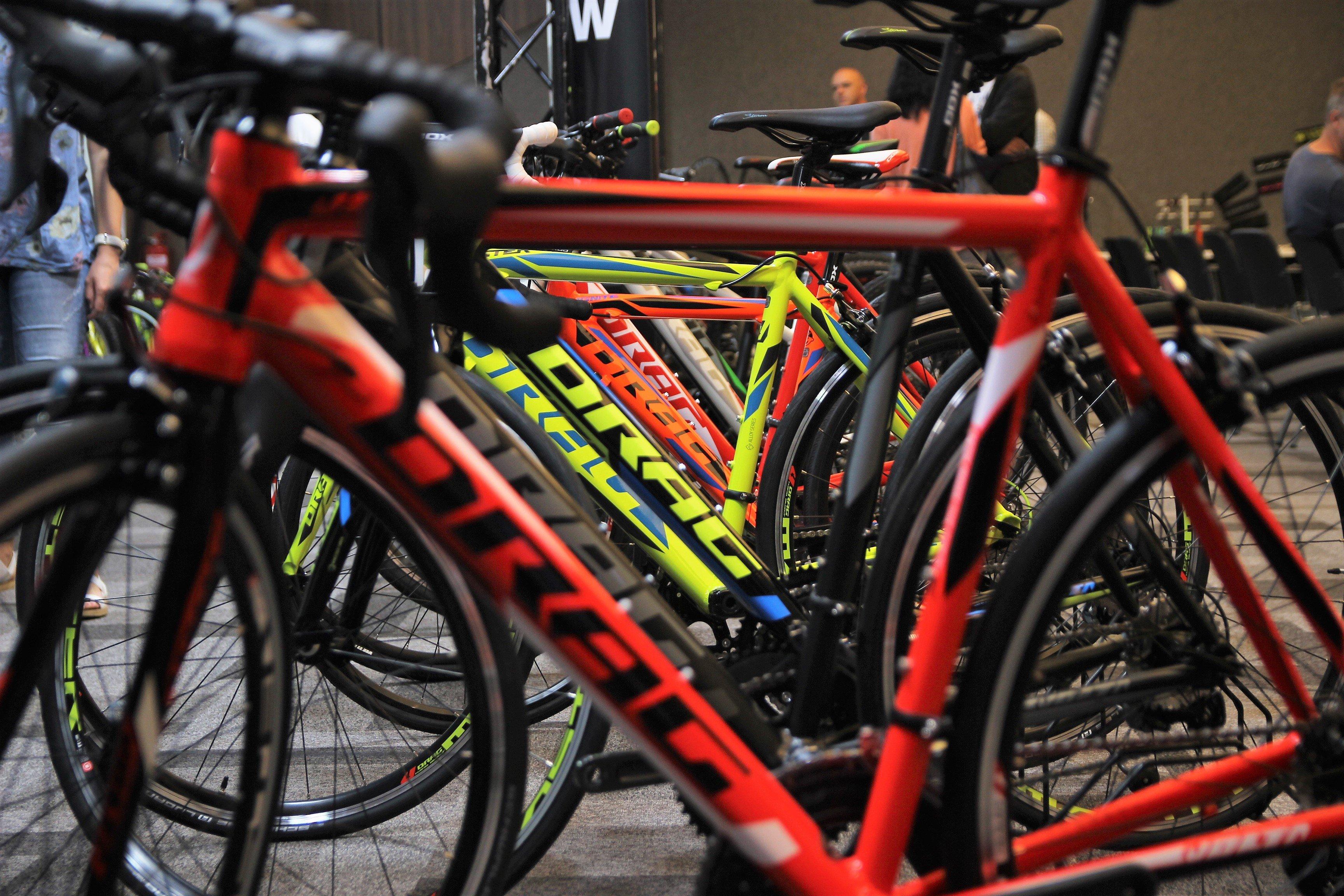 45636e2b828 На 23 и 24 юли в гр. София, Веломания ЕООД направи първо представяне на  новата колекция велосипеди DRAG за сезон 2019. За поредна година интересът  към ...